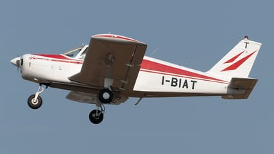 I-BIAT - Piper PA-28-140 Cherokee - Aero Club - Biella