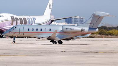 9H-VCA - Bombardier BD-100-1A10 Challenger 350 - VistaJet