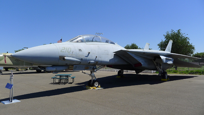 163897 - Grumman F-14D Tomcat - United States - US Navy (USN)