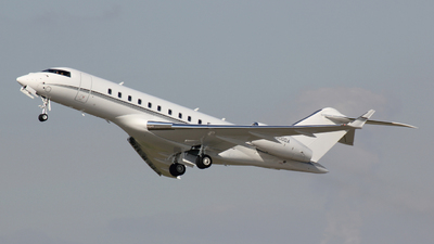 N500QA - Bombardier BD-700-1A11 Global 5000 - Private