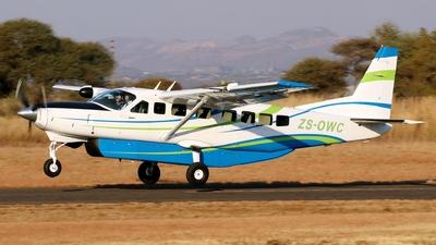 ZS-OWC - Cessna 208B Grand Caravan - Private