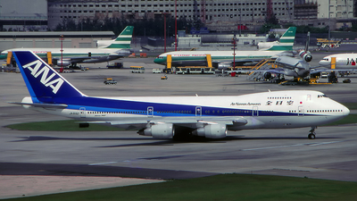 JA8192 - Boeing 747-2D3B(SF) - All Nippon Airways (ANA)