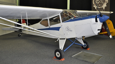 HB-EOP - Auster 5 - Private