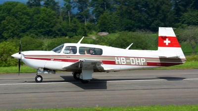 HB-DHP - Mooney M20M TLS - Albis Wings