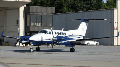 N93GA - Beechcraft 300 Super King Air - Private