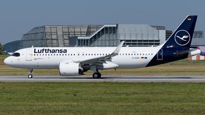 D-AXAI - Airbus A320-271N - Lufthansa