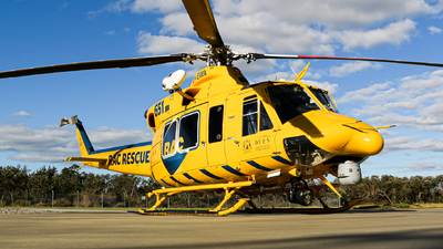 VH-EWA - Bell 412EP - Lloyd Helicopters