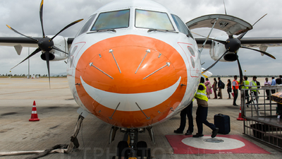 VT-APA - ATR 72-212A(500) - Air Pegasus