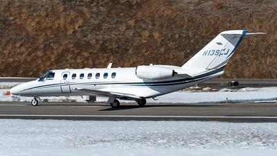 N139CJ - Cessna 525B CitationJet 3 - Private