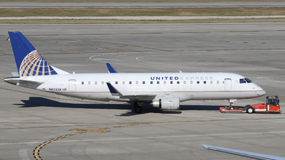 N82338 - Embraer 170-200LR - United Express (Mesa Airlines)