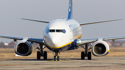 9H-QCX - Boeing 737-8AS - Ryanair (Malta Air)