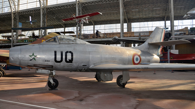 320 - Dassault MD.450 Ouragan - France - Air Force