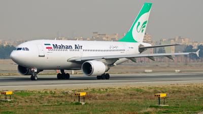 EP-MMN - Airbus A310-304 - Mahan Air