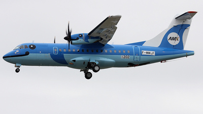 A picture of FWWLF - ATR 42600 - [] - © Yvan Panas