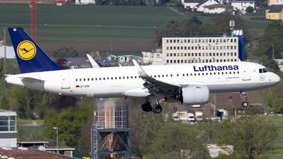 A picture of DAINI - Airbus A320271N - Lufthansa - © Dranob