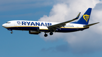 A picture of EIEFC - Boeing 7378AS - Ryanair - © GoldenWingPix