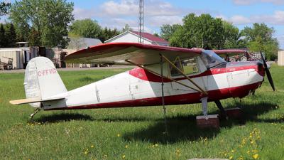 C-FFVG - Cessna 120 - Private