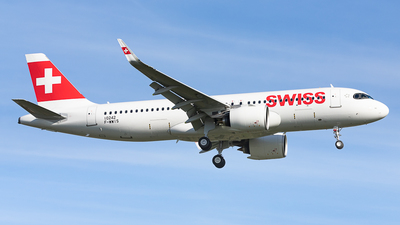 A picture of FWWIS - Airbus A320200N - Airbus - © OlivierHoarau