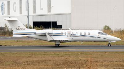 A picture of XASAP - Learjet 45 - [45246] - © Ricardo Fabián