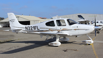 N321FL - Cirrus SR22-GTS G3 - Private