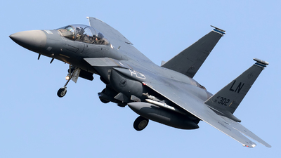91-0302 - McDonnell Douglas F-15E Strike Eagle - United States - US Air Force (USAF)