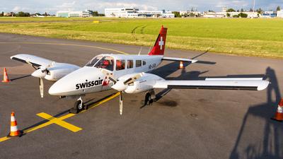 HB-LKM - Piper PA-34-200T Seneca II - Motorfluggruppe Zurich