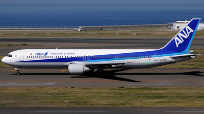 JA8342 - Boeing 767-381 - All Nippon Airways (ANA)