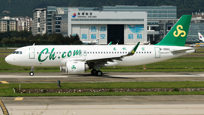 B-306Z - Airbus A320-251N - Spring Airlines