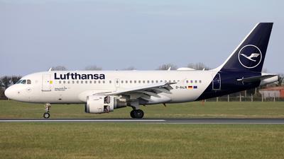 A picture of DAILN - Airbus A319114 - Lufthansa - © PAUL QUINN