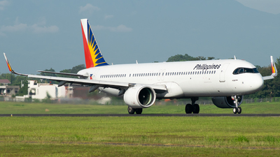 RP-C9938 - Airbus A321-271NX - Philippine Airlines