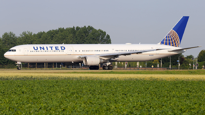N66051 - Boeing 767-424(ER) - United Airlines (Continental Airlines)