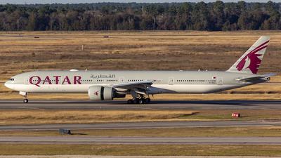 A7-BEO - Boeing 777-3DZER - Qatar Airways