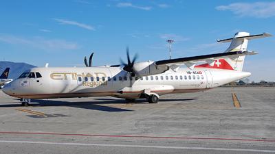 HB-ACA - ATR 72-212A(500) - Etihad Regional (Darwin Airline)