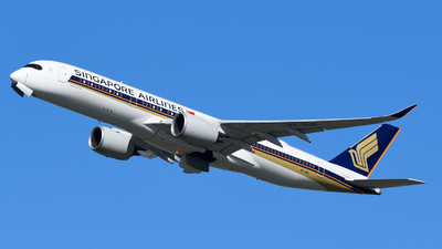 A picture of 9VSHB - Airbus A350941 - Singapore Airlines - © JKKW