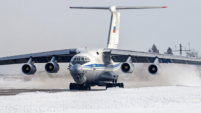 RF-76554 - Ilyushin IL-76MD - Russia - Air Force