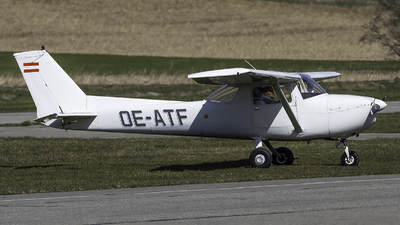 OE-ATF - Reims-Cessna FRA150L Aerobat - flywest Flight Training Center