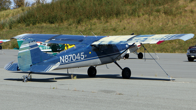A picture of N87045 - Cessna 170B - [25588] - © Jeroen Stroes