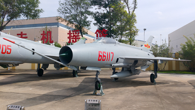 66117 - Shenyang J-7 - China - Air Force