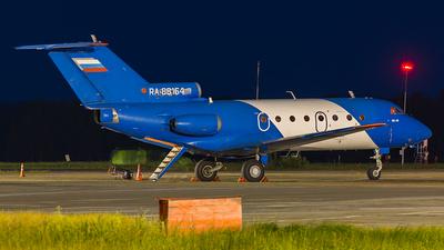 RA-88164 - Yakovlev Yak-40 - Aviatest