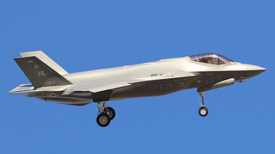 15-5173 - Lockheed Martin F-35A Lightning II - United States - US Air Force (USAF)