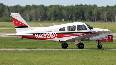 N4325U - Piper PA-28-161 Warrior II - Private