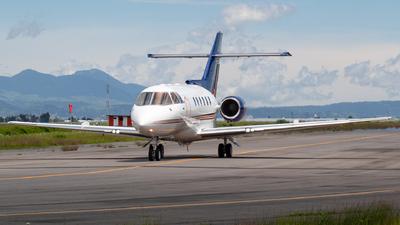 XA-AMI - British Aerospace BAe 125-800A - Private