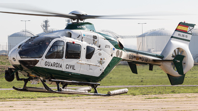 HU.26-19 - Eurocopter EC 135P2 - Spain - Guardia Civil