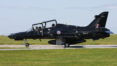 ZK010 - British Aerospace Hawk T.2 - United Kingdom - Royal Air Force (RAF)