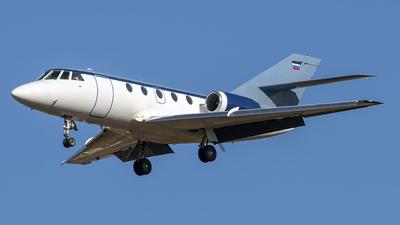 A picture of RA2058G - Dassault Falcon 200 - [494] - © Kirill Naumenko