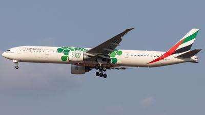 A picture of A6EPI - Boeing 77731H(ER) - Emirates - © Dongone Seo-Korea Aero Photos