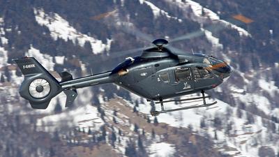 F-GMHK - Eurocopter EC 135T1 - SAF Hélicoptères - Service Aérien Français