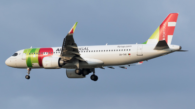 CS-TVG - Airbus A320-251N - TAP Air Portugal