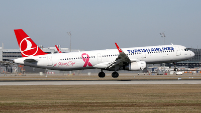 A picture of TCJTK - Airbus A321231 - Turkish Airlines - © Stefan Mayer