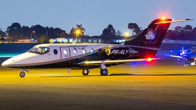 A picture of PRALY - Beech 400A Beechjet - [RK006] - © Lucas Gabardo
